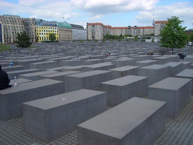 Holocoust Denkmal