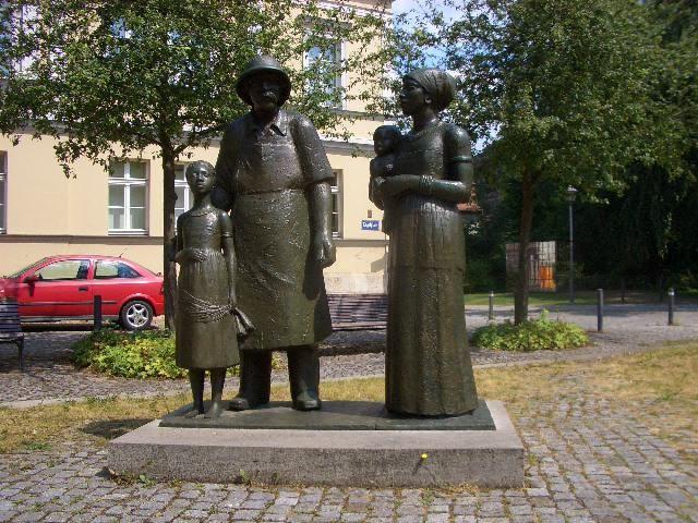 Denkmal Albert Schweitzer