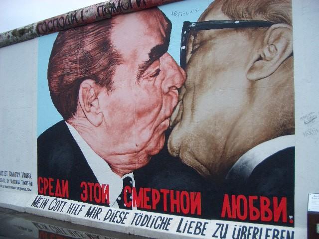 Honecker und Breshnew