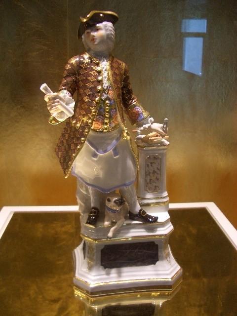 Porzellanmanufaktur Meissen-Skulptur