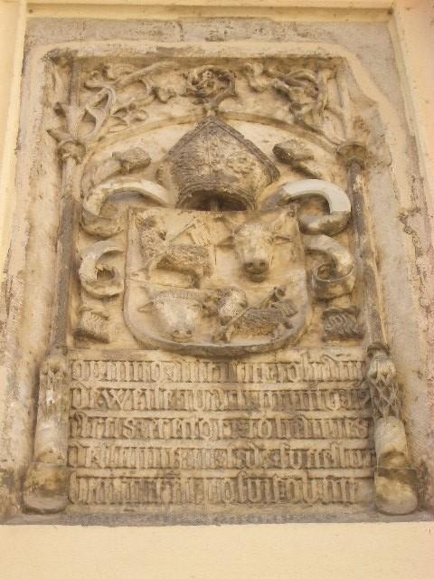 Detail am Meißner Dom