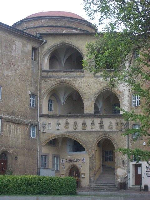 Museum im ehemaligen Wohnturm des Schlosses