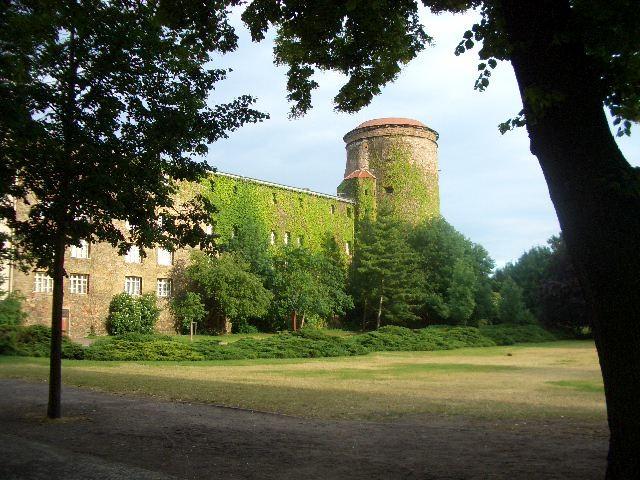 Ehemaliger Wohnturm des Schlosses
