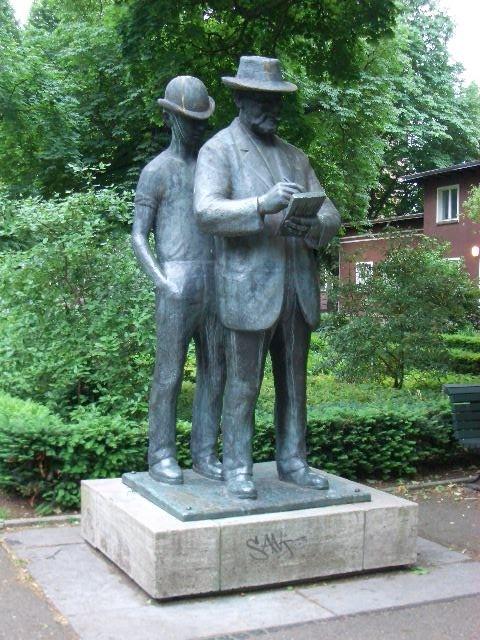 Zille-Denkmal