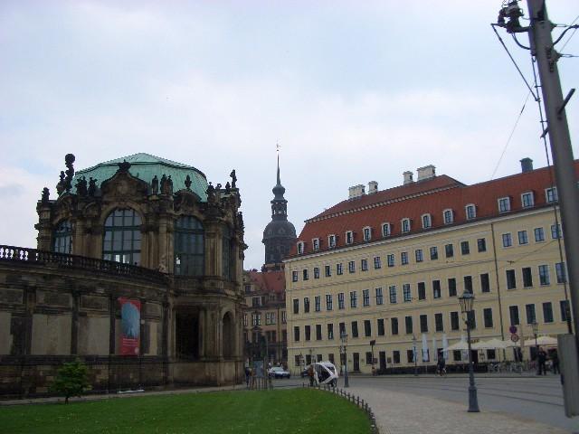 Zwinger und Taschenbergpalais