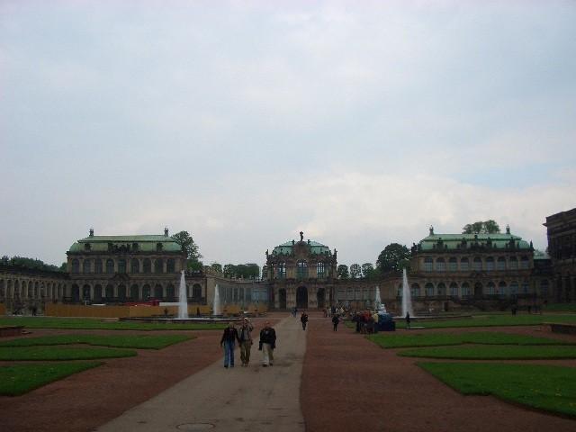Innenhof Zwinger
