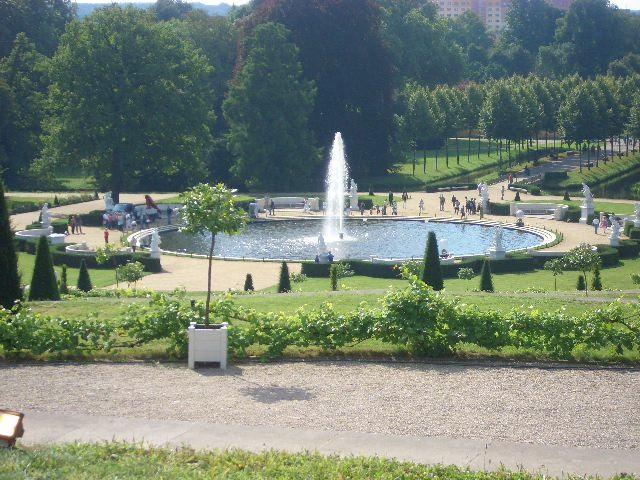 Sanssouci-Schlossgarten