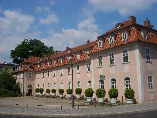 Charlotte von Steins Wohnhaus