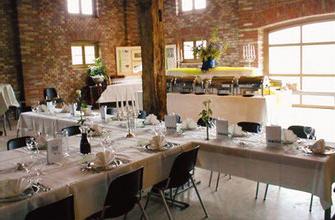 Verschiedene Veranstaltungsräume, hier Bauernhausmuseum Wolfegg