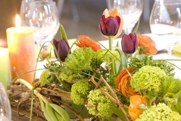 Hochzeitscatering, Tischdekorationen und Weddingplanning