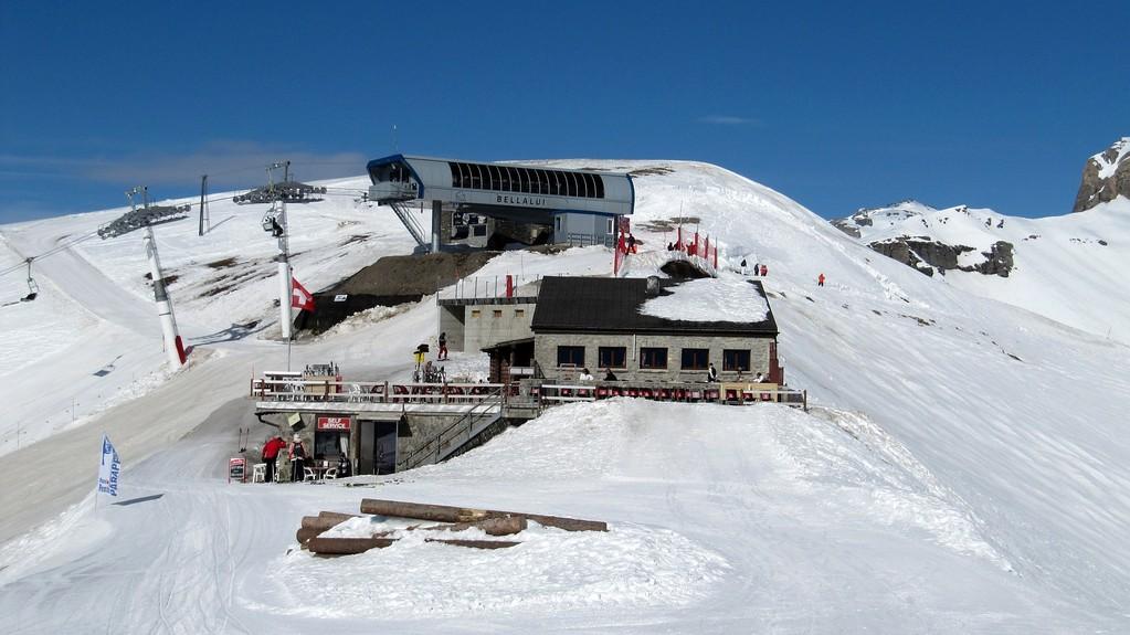 Jetzt koennen wir auch mal etwas Skifahren gehen!