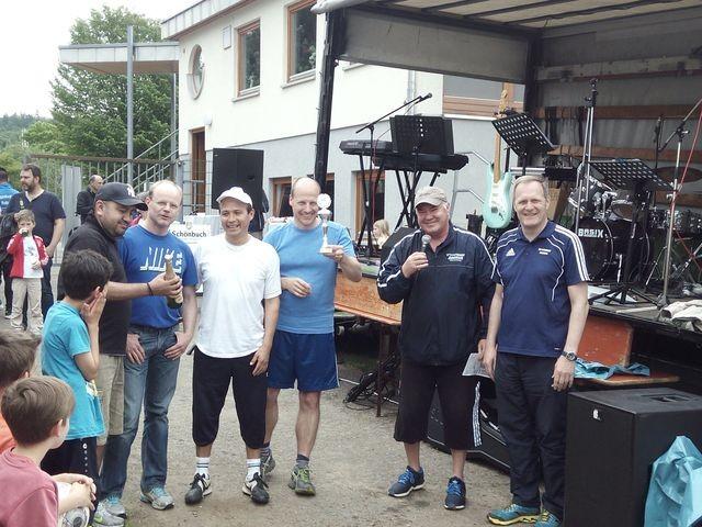 Team E-Jugend Papas