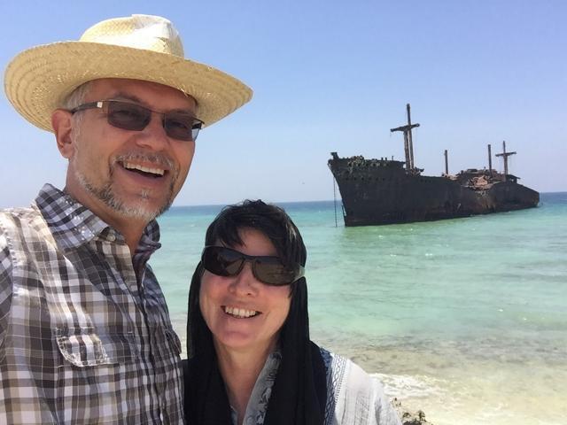 KISH - vor dem Greek Wreck