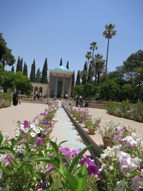 Saadis Mausoleum in SHIRAZ