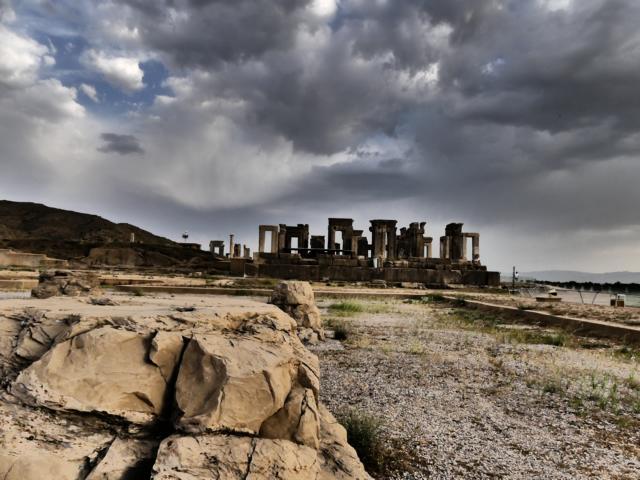 PERSEPOLIS - die wohl älteste Stadt