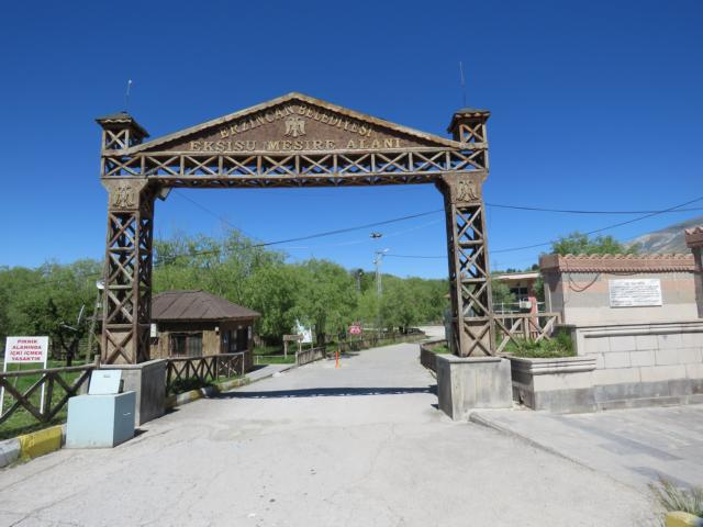 ERZINCAN - Mineralwater-Springs
