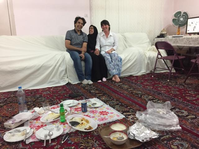 FERDOWS - zu Gast bei Amir und Yookabed