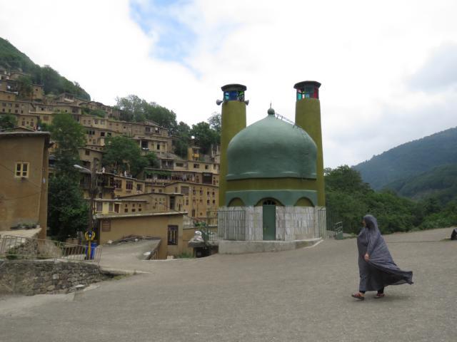 MASULEH - das Dorf im Hang