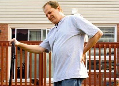 Traitement ostéopathique de la lombalgie chez le senior