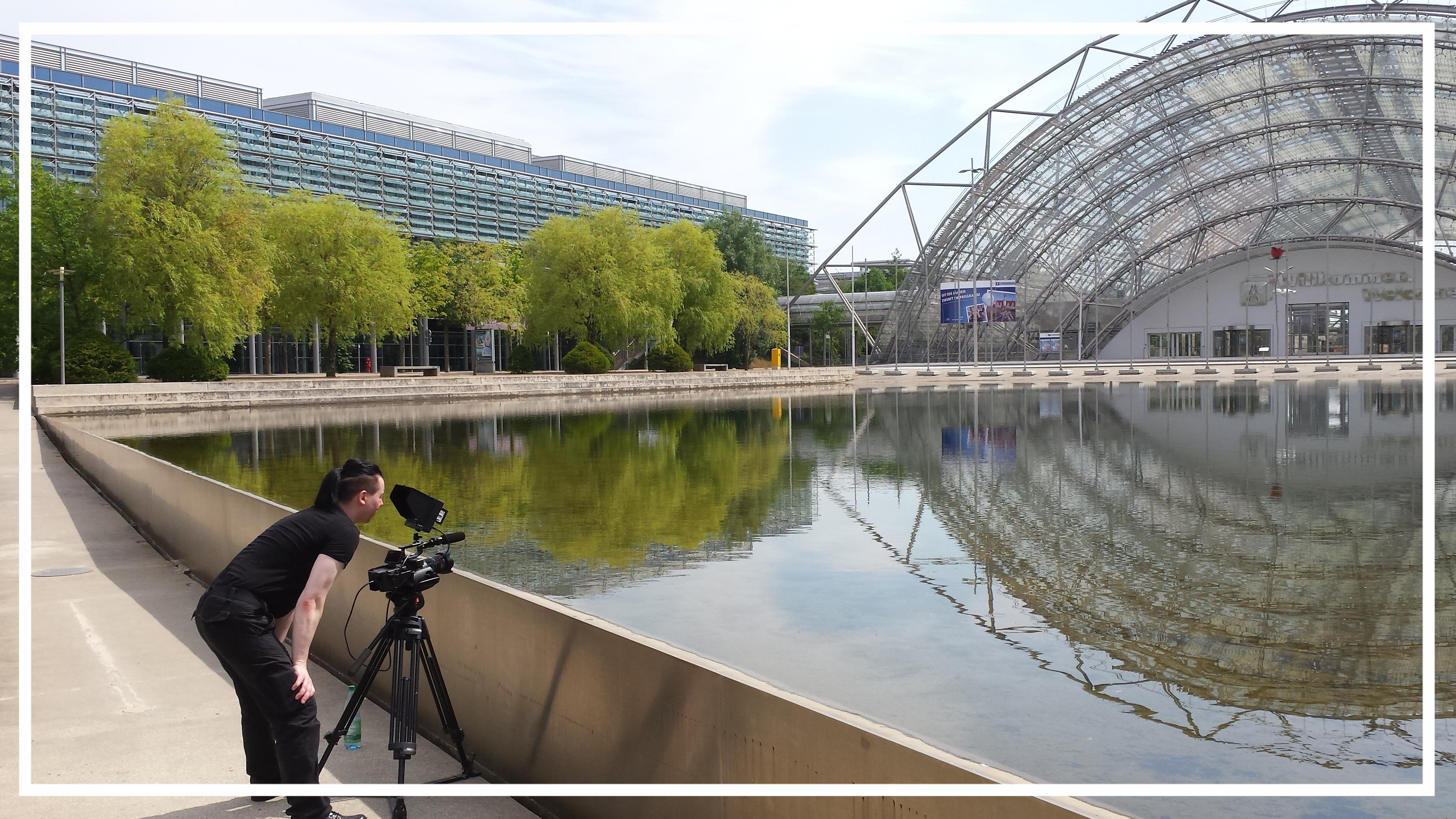 Eventfilme und Messevideos in Leipzig und deutschlandweit