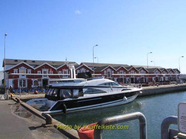 Hafen von Skagen