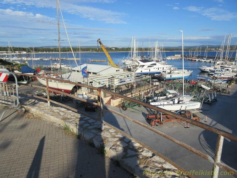 nochmal Bootshafen