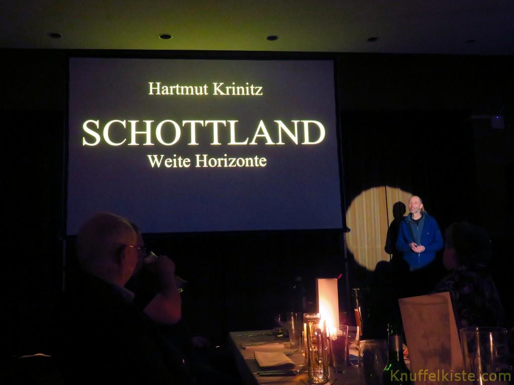 Diaschau von Hartmut Krinitz
