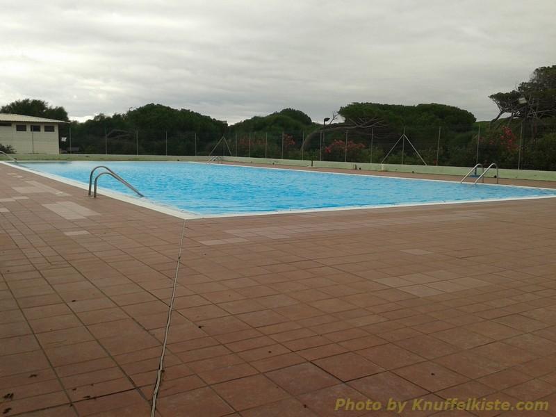 mit Pool