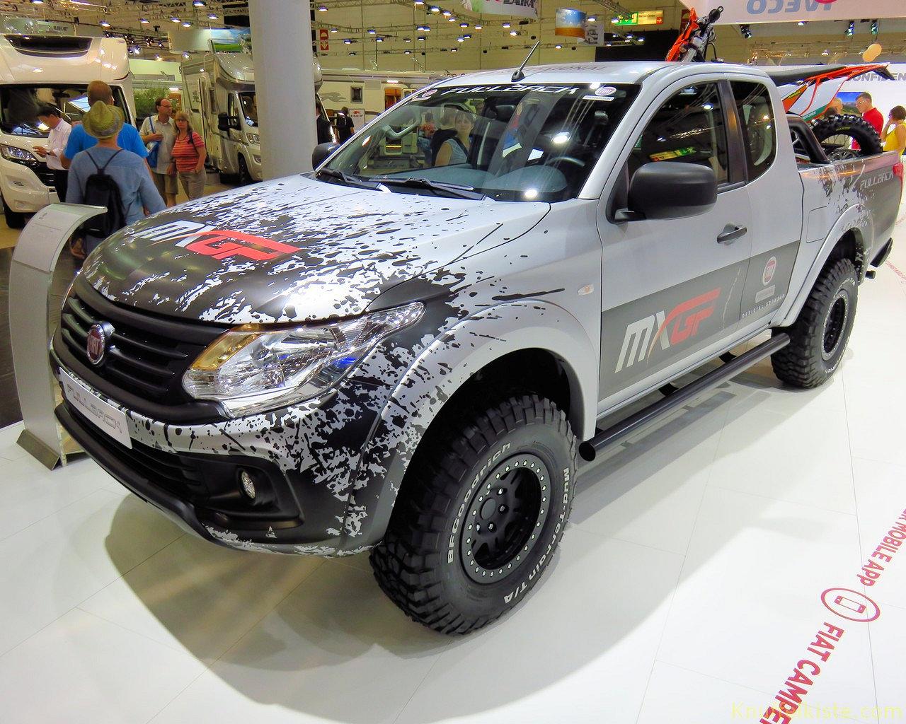 Fiat Pick-Up...