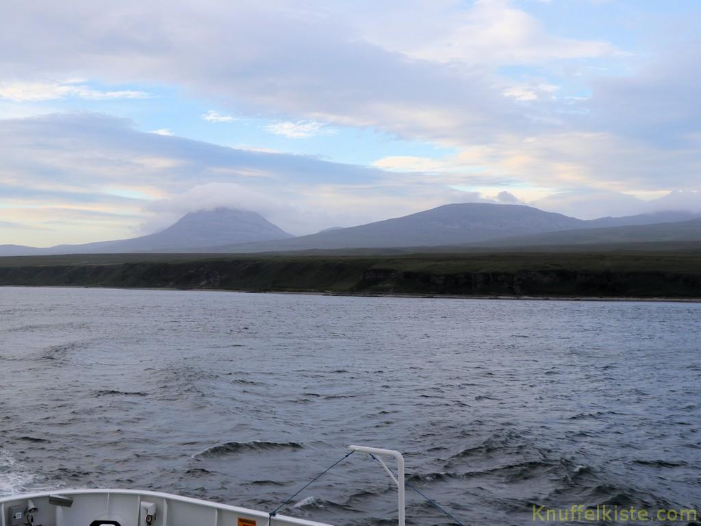 Tschüß Insel Islay !!!