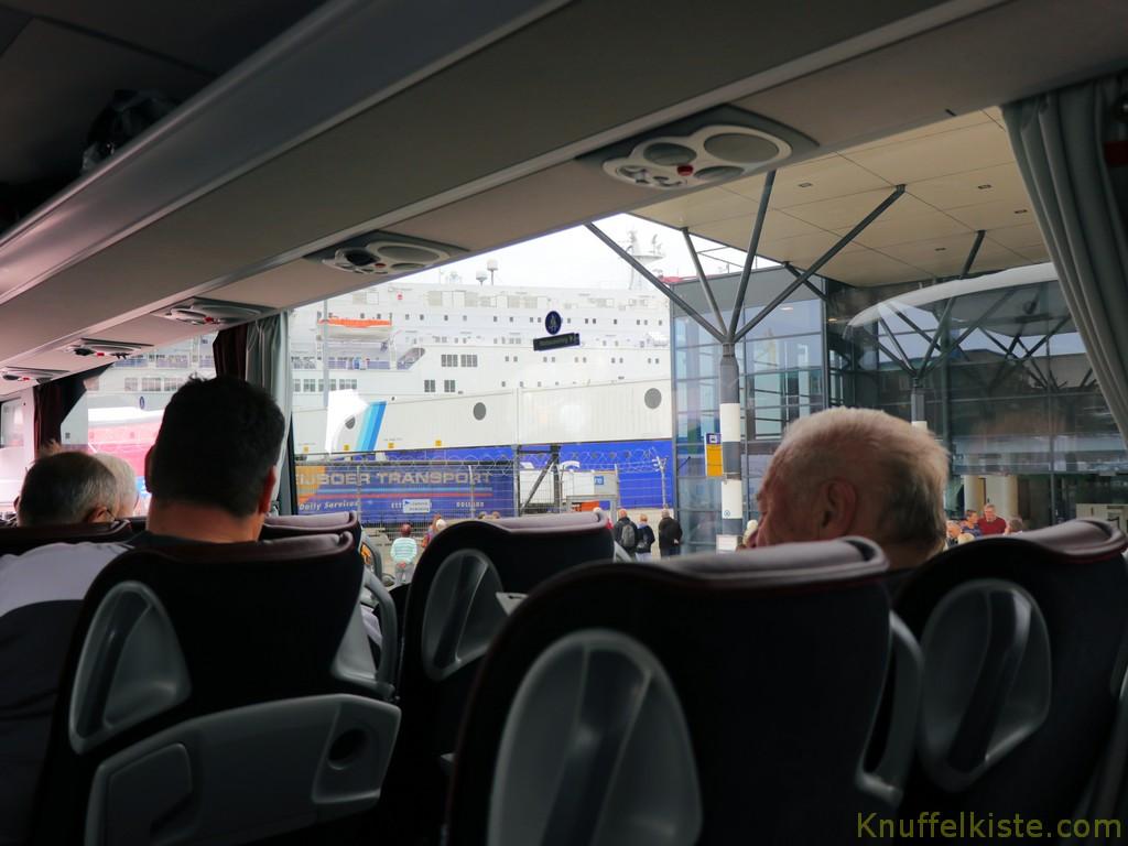 wir fahren los Richtung Limburg...