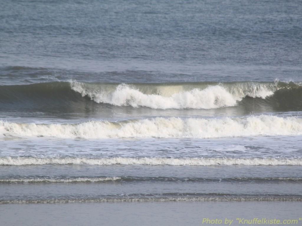 Die Wellen...
