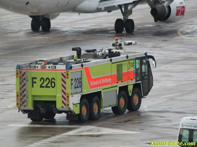 Flughafenfeuerwehr