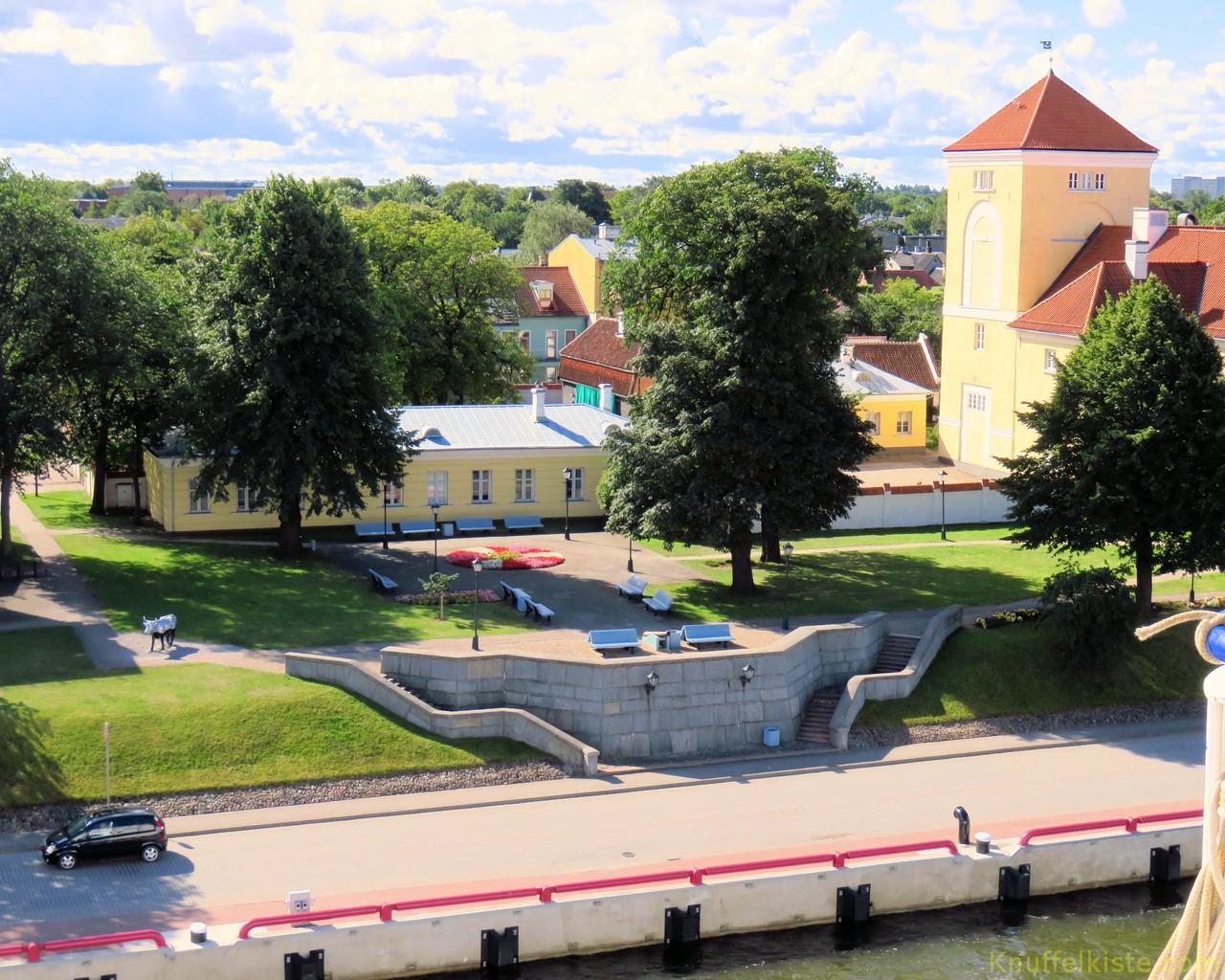 Ordensburg von Ventspils