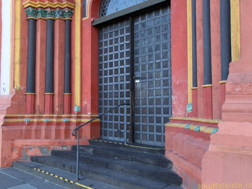 Eingangsportal vom Dom