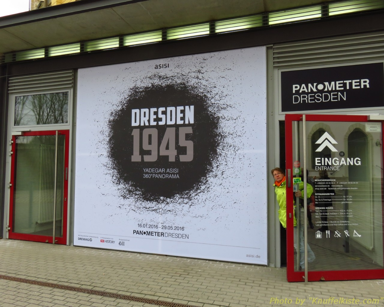"ins 360 Grad Panorama ""Dresden-1945"""