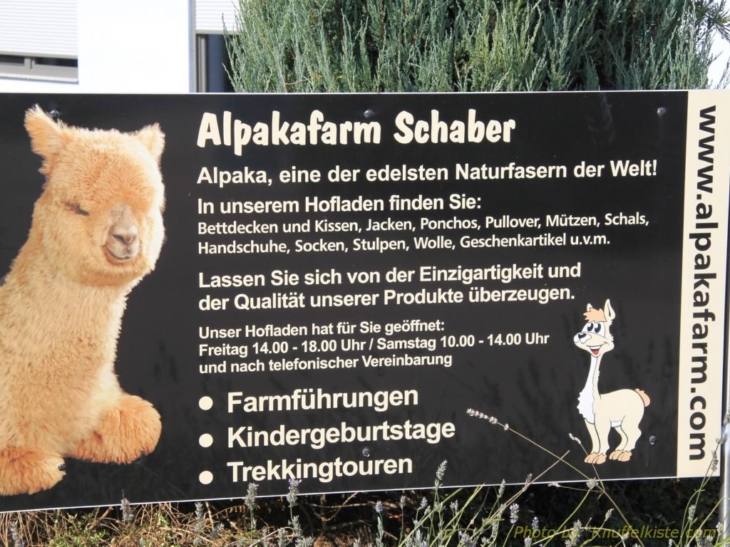Die Alpakafarm Schaber