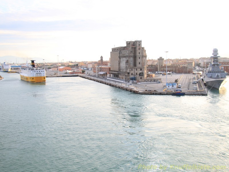 tschüss Livorno !!!