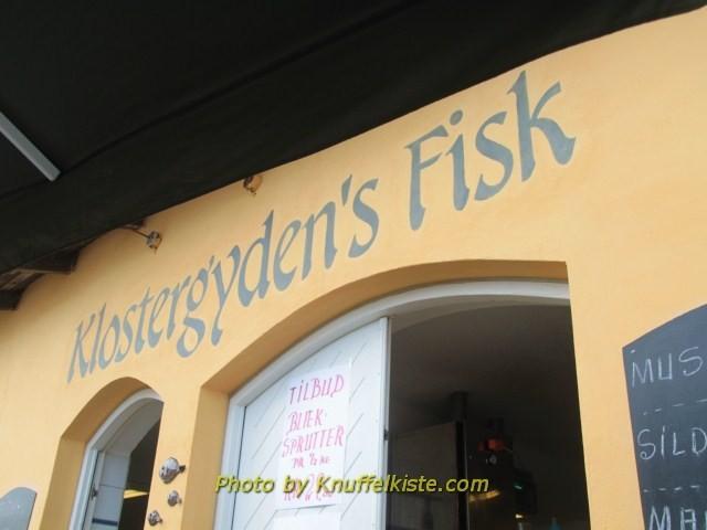 Hier haben wir zu Mittag gegessen,lecker Fisch !!