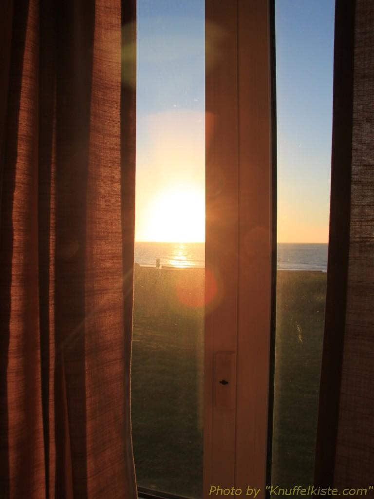 Blick aus meinem Zimmer!