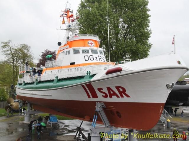 Seenotrettungsschiff