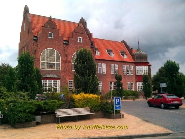 Rathaus von Tönder