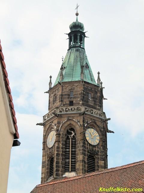 "Ev.Stadtkirche ""Zu unserer lieben Frau"""