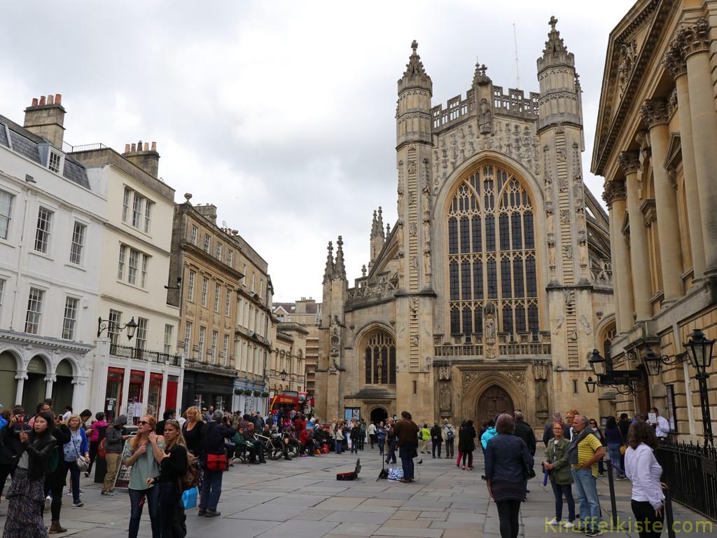 in der Stadt Bath