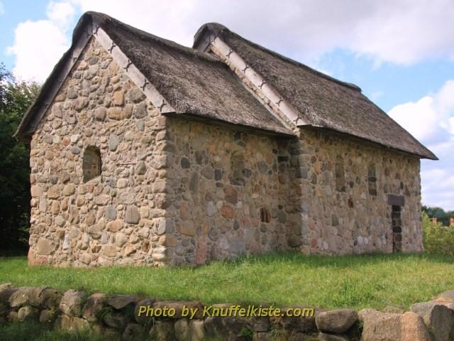Die Kapelle von aussen