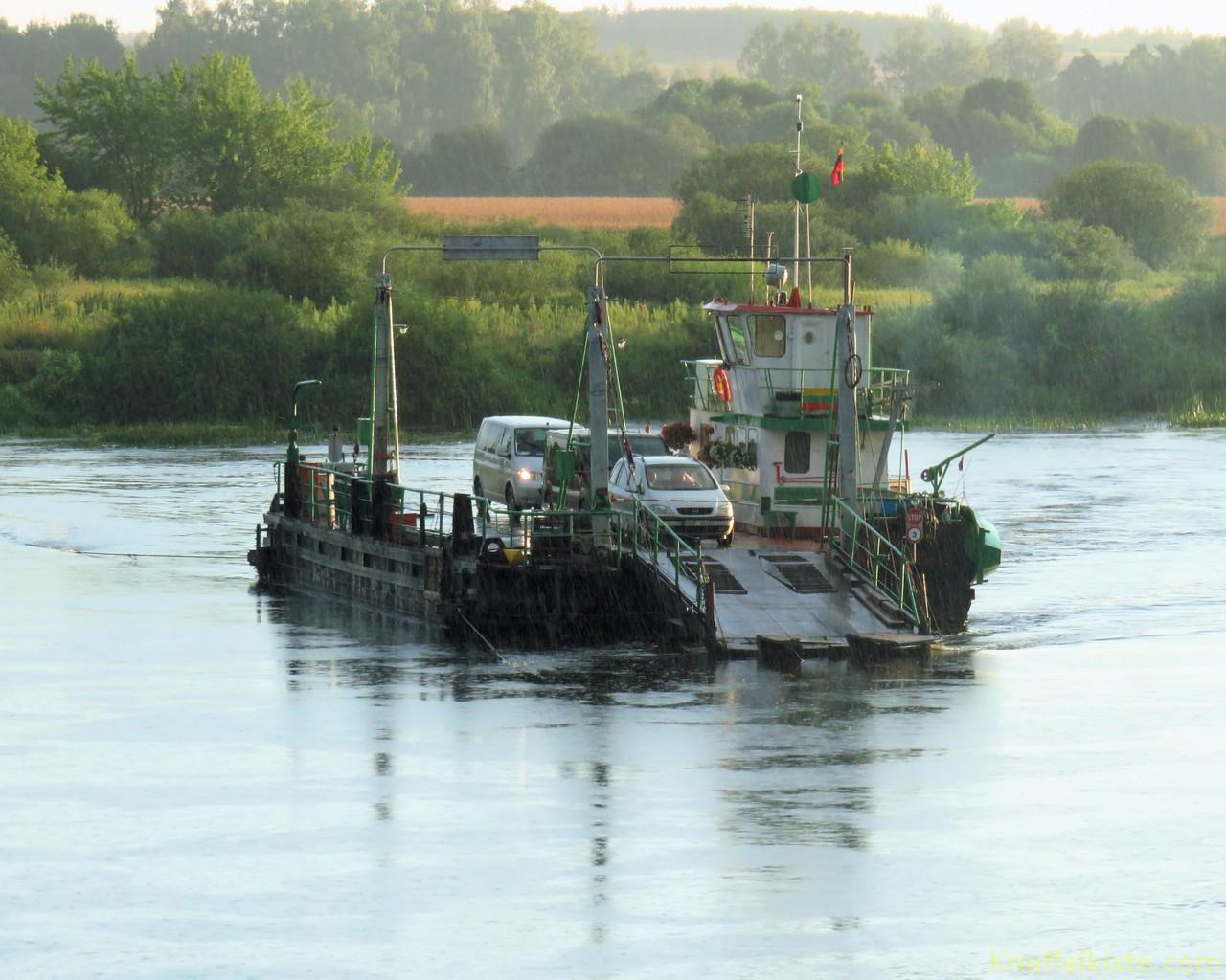 ...Fluss Nemudas