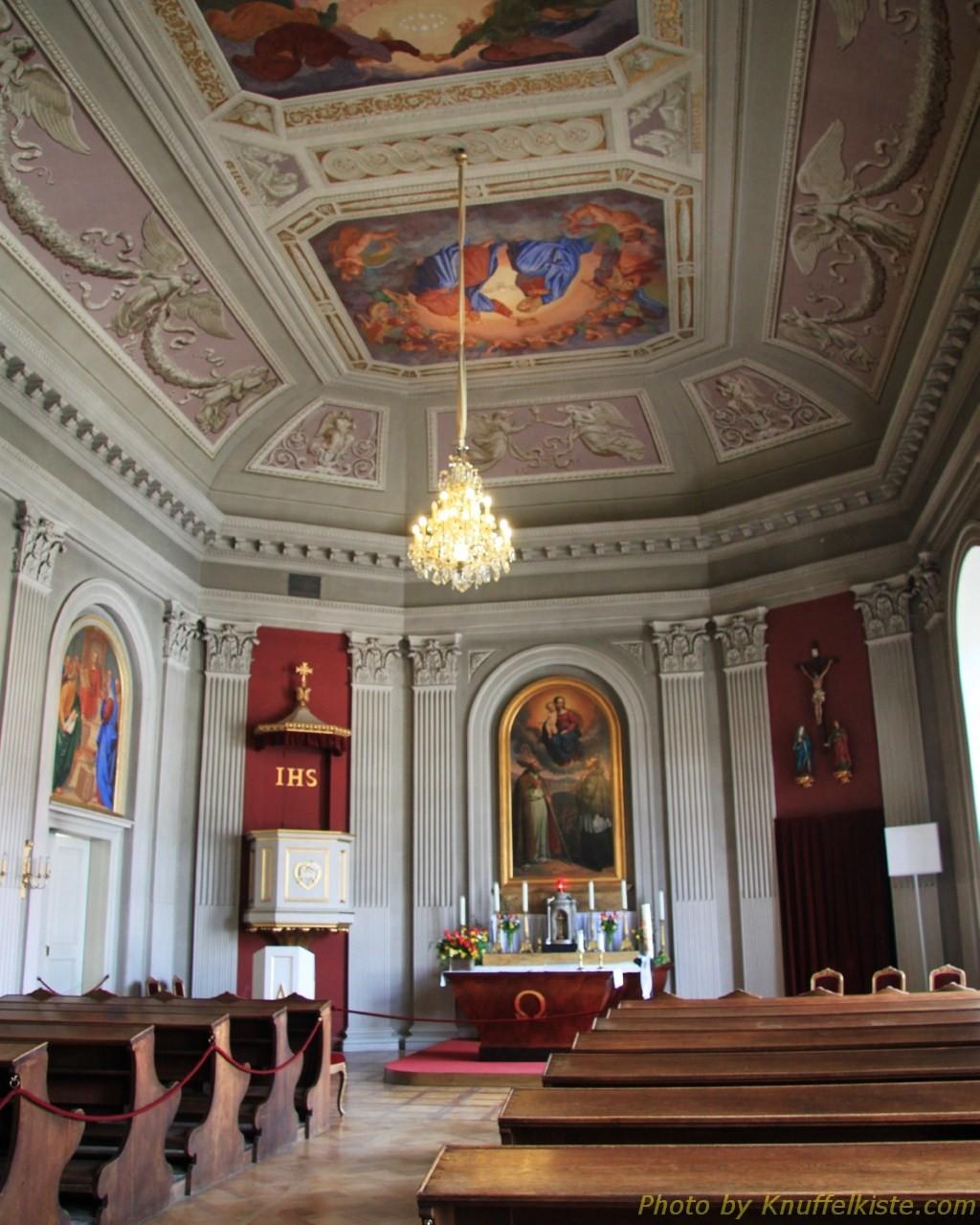 Kapelle im Schloss