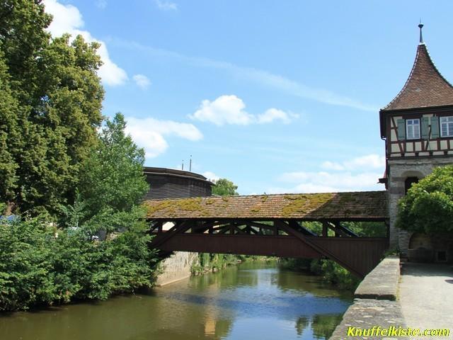 """Brücke am """"Kocher"""""""