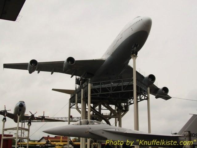 die Boing 747...