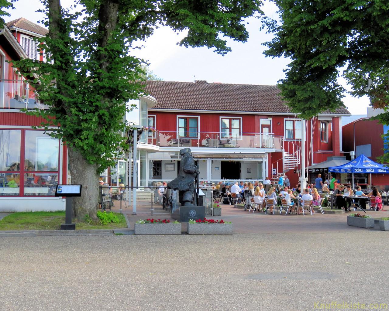 das Jachtclub- Restaurant